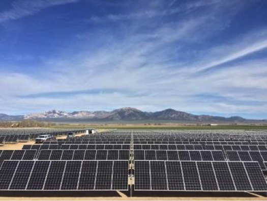 solar power in Utah